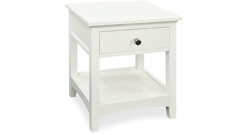 Jessica 1 Drawer Bedside